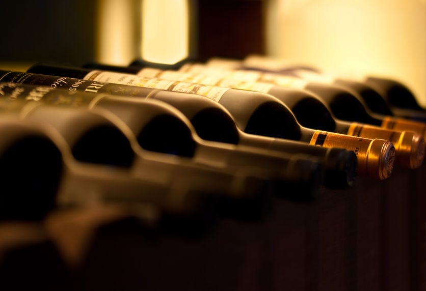 Collectors of fine wine: Our Specialty Wine Storage is Ideal for You!