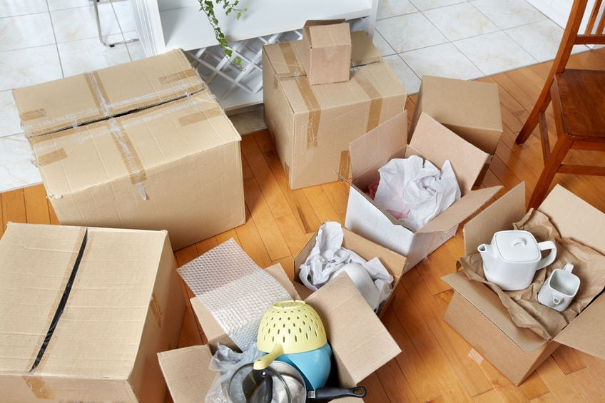 Utilizing a Storage Unit During a Move