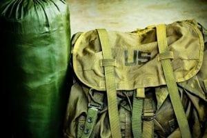 military deployment storage