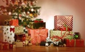 christmas present storage