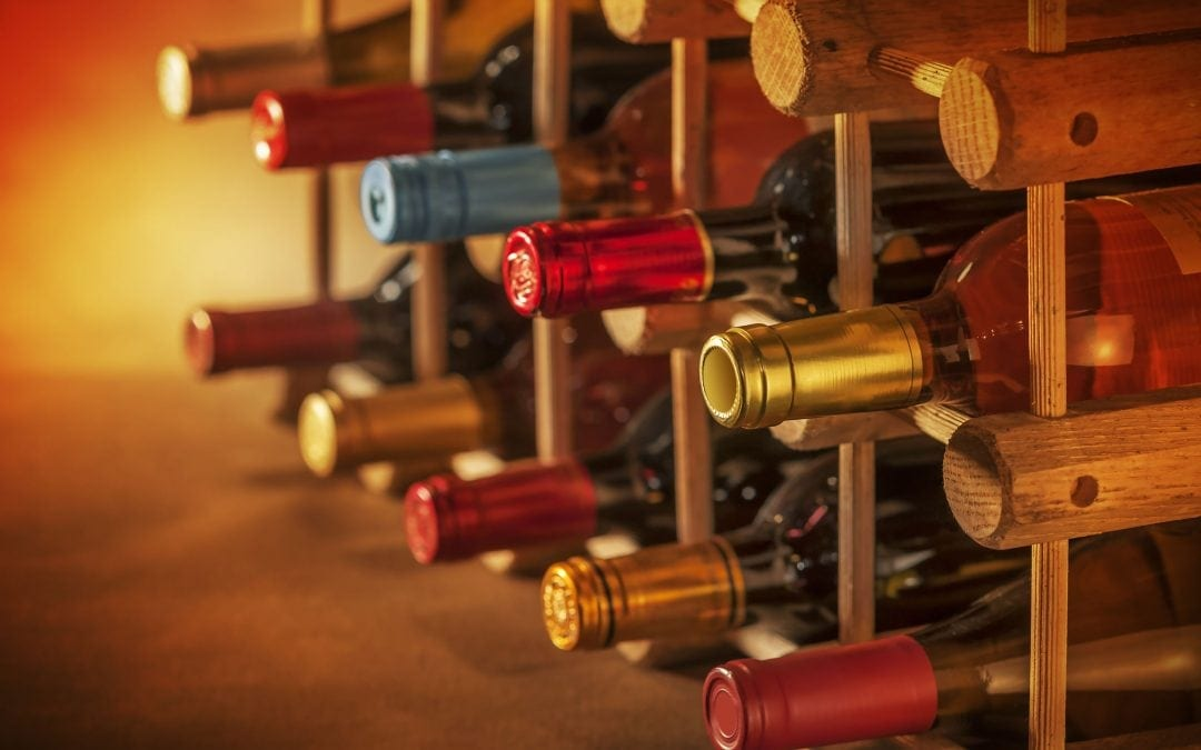 Exclusive Wine Storage You Won't Find Anywhere Else