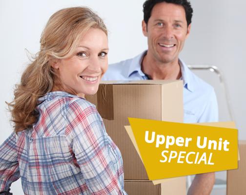 Upper unit special