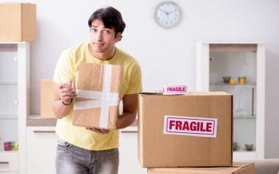 Storing Fragile Items