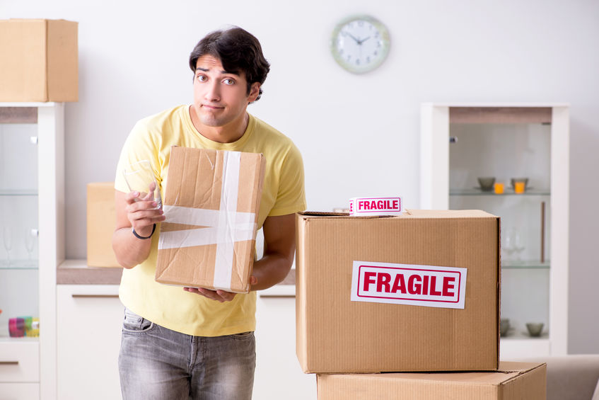Storing Fragile Items
