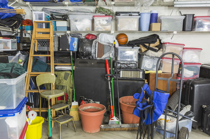 What to Keep, Sell, or Trash from Your Storage Unit