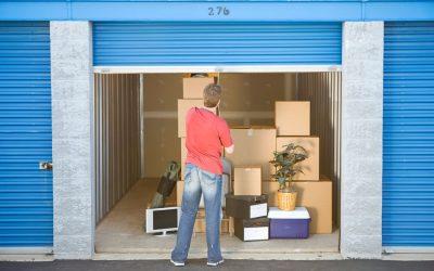 Common Storage Items