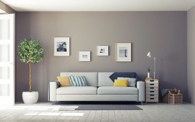 Storing a Couch in Your Storage Unit