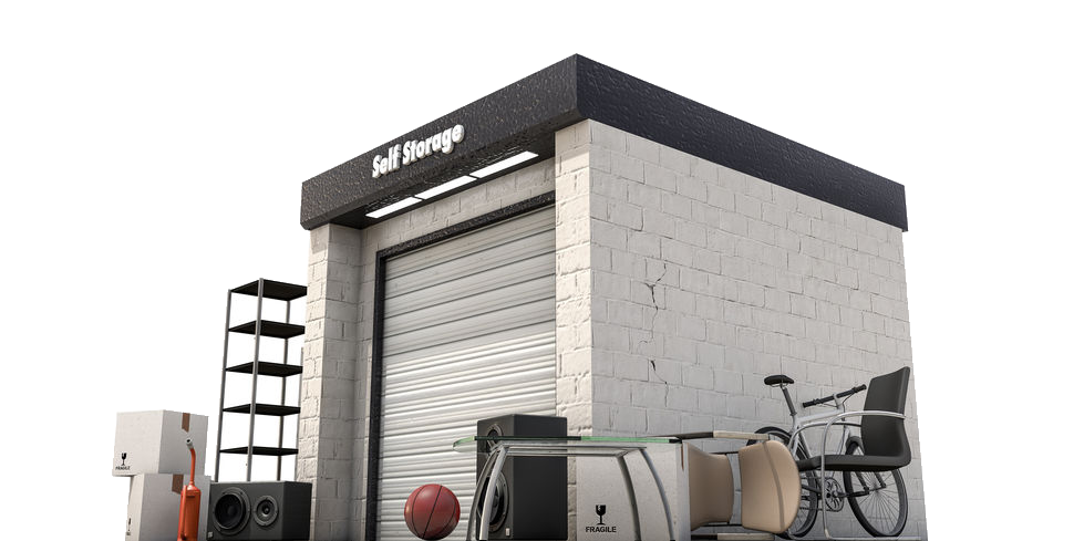 8 Self-Storage Unit Organization Ideas