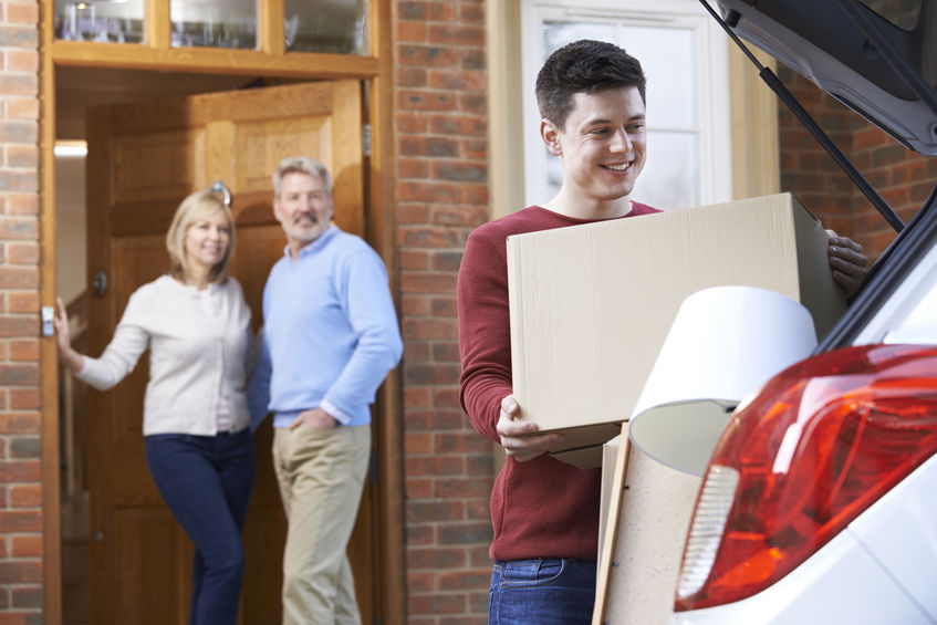 What To Do With Your Child's Belongings When They Move Out