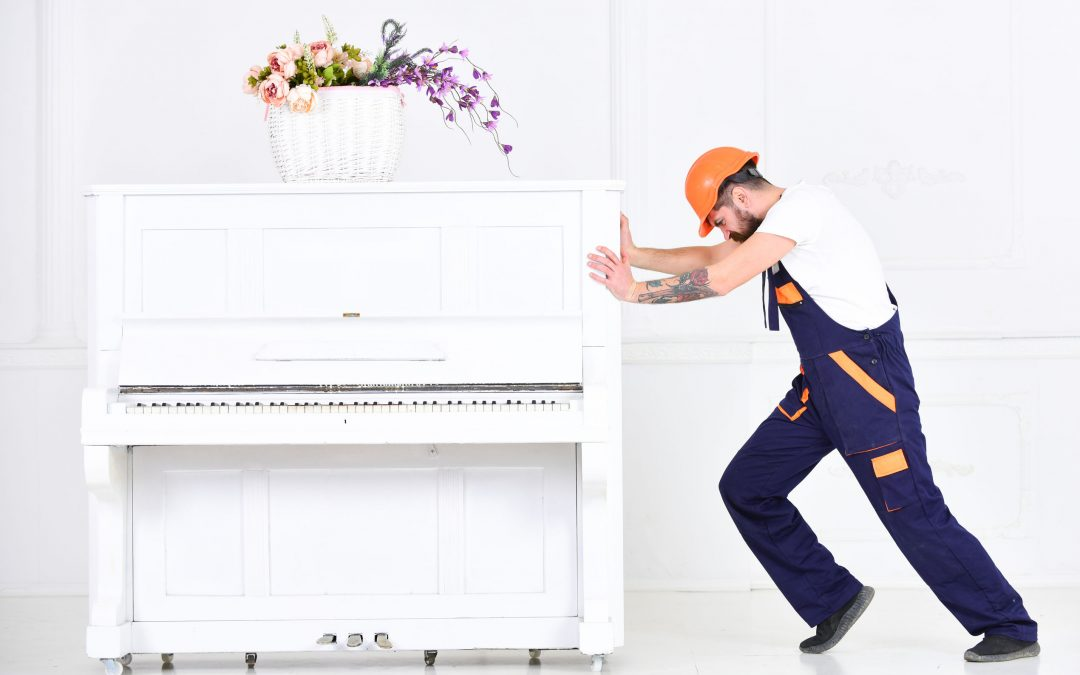 6 Tips to Move and Store a Piano