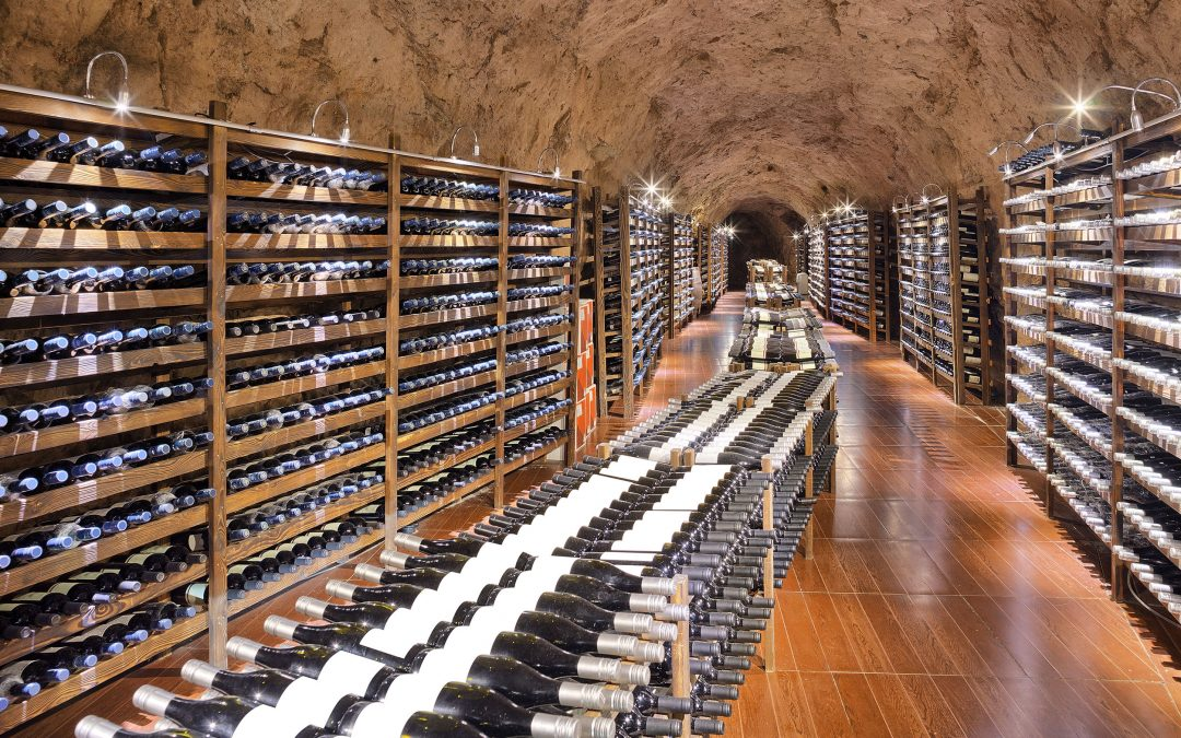Why Do People Store Wine Underground?